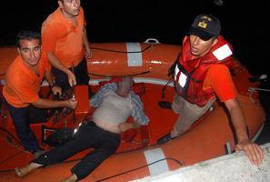 Bandırma'da Ro-Ro gemisi battı! FOTO.12118