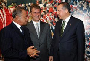 Erdoğan milli takıma sahip çıktı.13542
