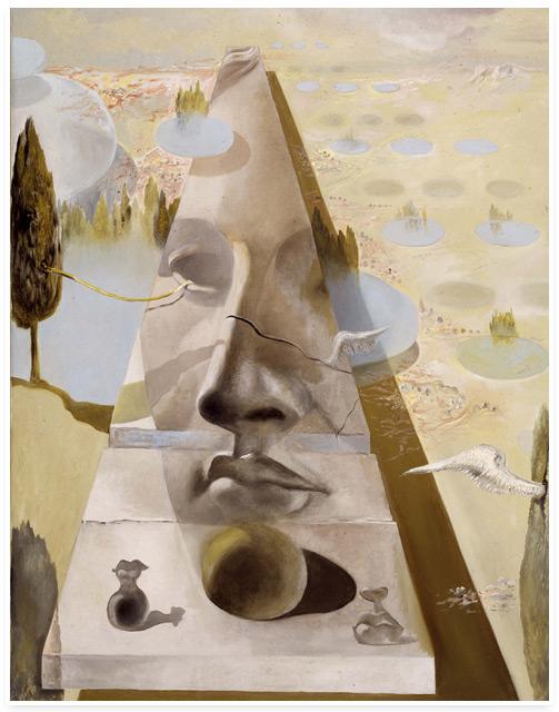 Salvador Dali eserleri Sabancı Müzesi'nde.101081