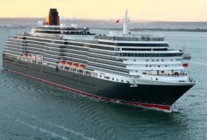 'Queen Victoria' gemisi İstanbul'da.13786
