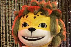 2010 Dünya Kupasının resmi maskotu.16265