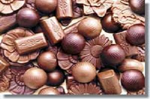 Çikolata dolanıdırıcıları yakayı ele verdi.15925