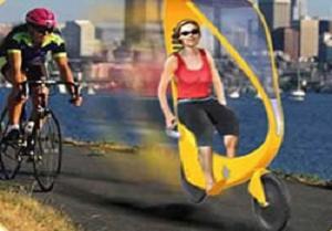 Güneş enerjili bisiklet icat edildi.13412