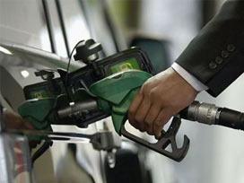 Kurşunsuz benzine indirim müjdesi.12662