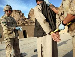 Afganistan'da 5 militan öldürüldü.18901
