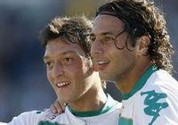 Werder'in en iyi oyuncusu Mesut.7593