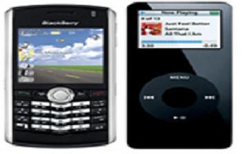 iPhone ile Blackberry karşılaştırması.13233