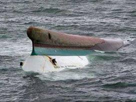 Filipinler'de faribot battı: 39 ölü.14554