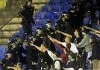 Barça taraftarına gözaltı.7256