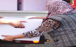 Konya'da  'Giysi Bank' çadırı kuruldu.9628