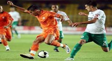 Galatasaray'dan 13 puanlık maç.15528
