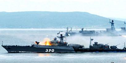 Rus donanmasından karşı hamle.11592