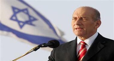 Olmert: 'Filistin topraklarından çekilmeliyiz'.18739
