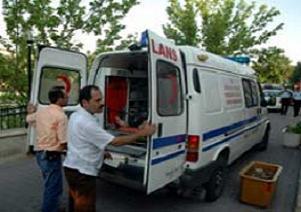 İzmir'de trafik kazası: 4 yaralı.18784