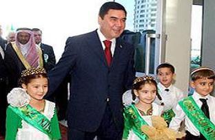 Türkmenistan, Erdoğan'ı bekliyor.15779