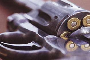 Alanya'da 3 tabanca 515 mermi ele geçti.11773