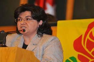 DTP'li Ayna: Bizim PKK ile bir ilgimiz yok.9885