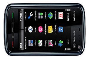 Nokia'nın ilk dokunmatik telefonu.13668