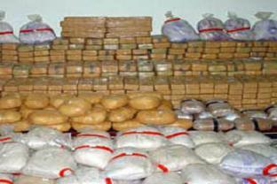 İran'da 1,7 ton uyuşturucu ele geçirildi.26259