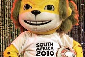Zakumi: Afrika 2010 maskotu.15970