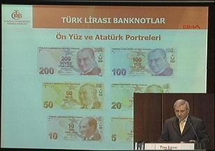 Bankalara TL'ler yüklemeye başladı.13355