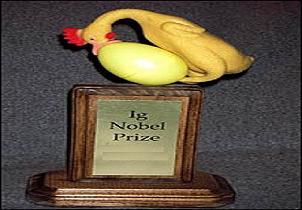 Anti-Nobel ödülleri sahiplerini buldu.14932