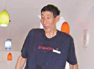 Dünyanın en uzun babası.7669