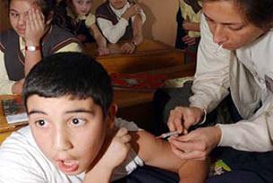 Çocuklara grip aşısı yapılmalı mı?.13277