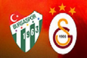Bursaspor <blink>2 - 1</blink> Galatasaray <blink>(Canlı)</blink>.10122