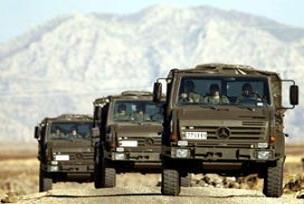 Tunceli'de askeri konvoya hain saldırı!.12970