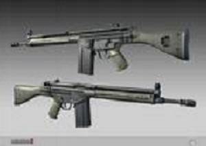 Dağdaki sığınakta 12 adet piyade tüfeği G3.7190