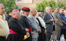 Iraklı Hristiyanlardan anayasaya tepki.12743