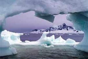 Kuzey Kutbu'nda bir ilk ger�ekle�ti.10043