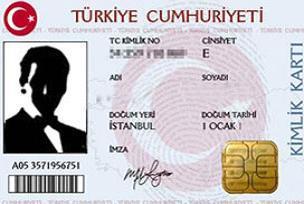 İşte kriptolu yeni kimlik kartlarımız.14754