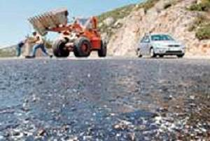 Başkente dayanıklı asfalt.14599