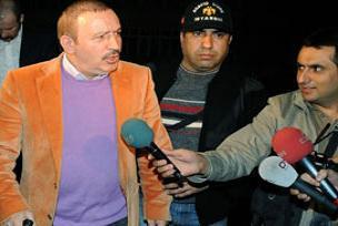 Mustafa Topaloğlu serbest bırakıldı.12598