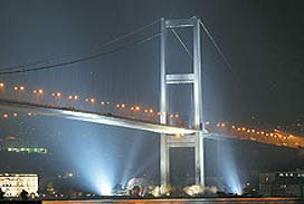 Köprü trafiğe kapanacak.9969