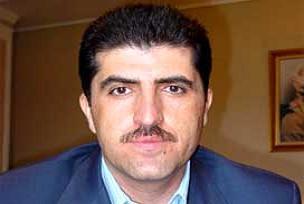 Neçirvan Barzani Türkiye'ye geliyor.9041