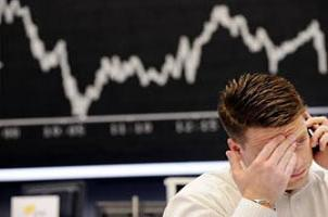 Piyasalar 2008'den nefret etti.9559