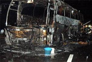 Pakistan'da katliam gibi kaza: 24 �l�.15474
