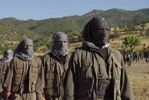 Hakkari'de 5 PKK'lı tutuklandı.15377