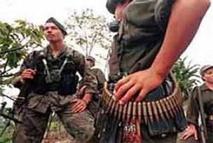 Peru'da gerilla saldırısı: 19 ölü.16193
