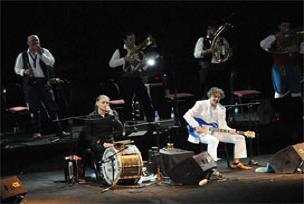 Goran Bregoviç konserinde olay.11967