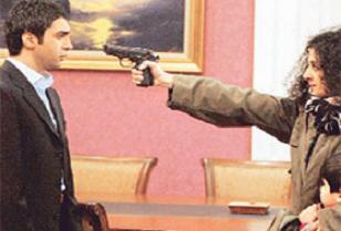 Polat'a silah çektiğine pişman.12507