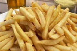 1 kaşık yağla 1 kilo patates kızartacak.11810