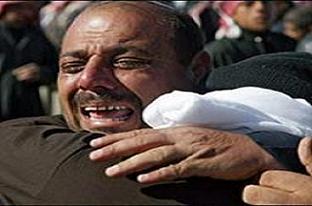 Hristiyan aileler Musul'dan kaçıyor .16470