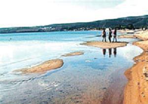 Balıkesir'de suların çekilmesi normal.11513