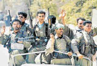 Musul'a polis takviyesi yapılıyor.9558