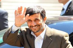Ahmedinejad'a Hatemi eleştirisi.12175