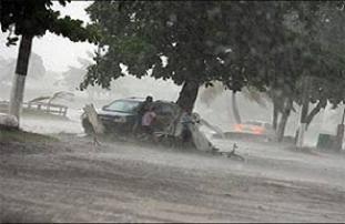 Kasırga Meksika'da 3 can aldı.12725